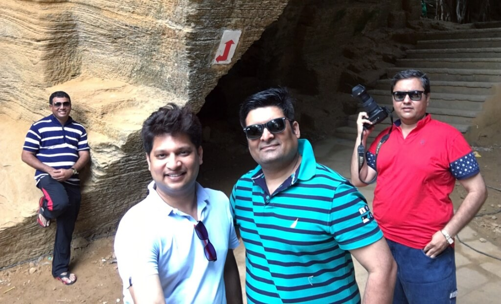 """It was amazing time @ Naida Cave. Came hear after so many years. I found this place even more interesting. """"If I'd direct a movie, I will use it for filming some scenes,"""" I thought!"""